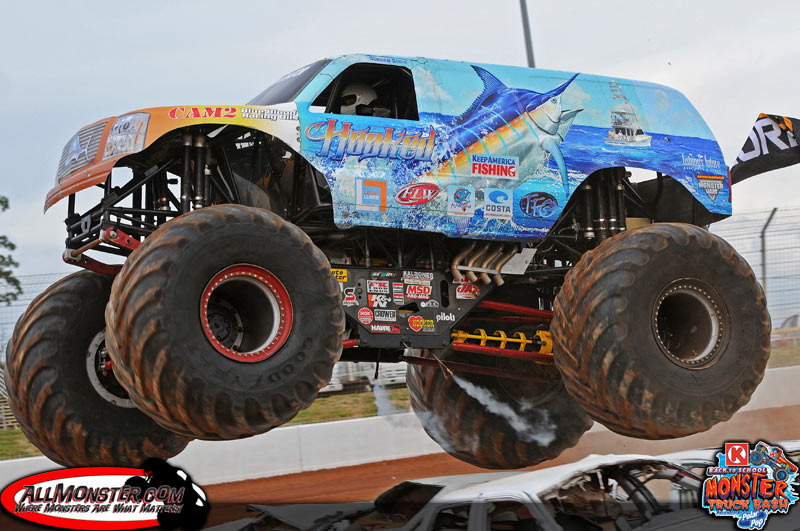 hooked monster truck photos back to school monster truck bash 2013. Black Bedroom Furniture Sets. Home Design Ideas
