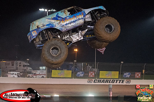 Big Freestyle Win For Steven Sims and Hooked in Charlotte