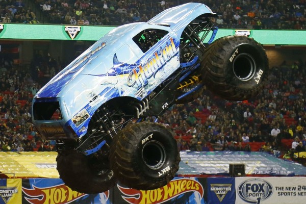 Hooked Off and Running in Atlanta | Monster Jam FS1 Championship Series